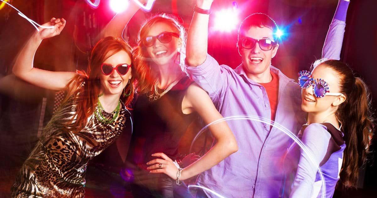 Leute kennenlernen ohne disco
